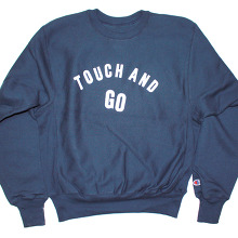 TOUCH AND GO × CHAMPION  SWEAT